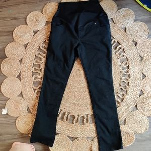 Great Expectations Black Maternity Jeans